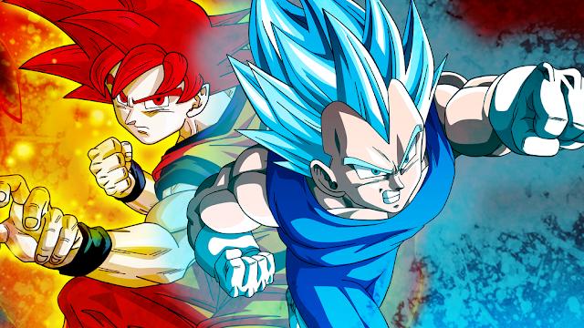 Dragon Ball Super - Adicionados Episódios 51 a 53