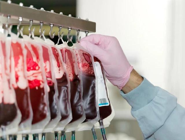 Il sangue dei pazienti guariti dal coronavirus è venduto illegalmente online invece del vaccino