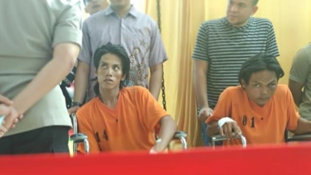 Pelaku Pemerkosaan & Pembunuh Pendeta, Melindawati Zidemi di Sumsel Akhirnya Dihukum Seumur Hidup