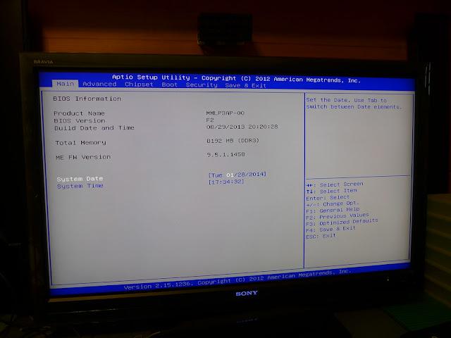 Bagaimana Cara Masuk ke BIOS Setup ?