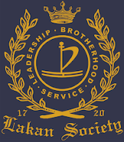 Lakan Society Badge