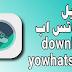 يو واتساب download yowhatsapp v8.16