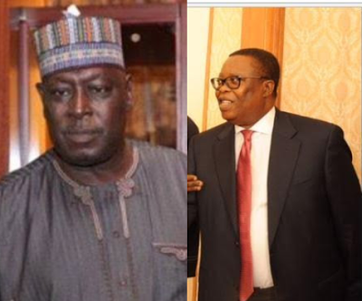 Problem: Buhari Supends Secretary General of the Federation and NIA Boss