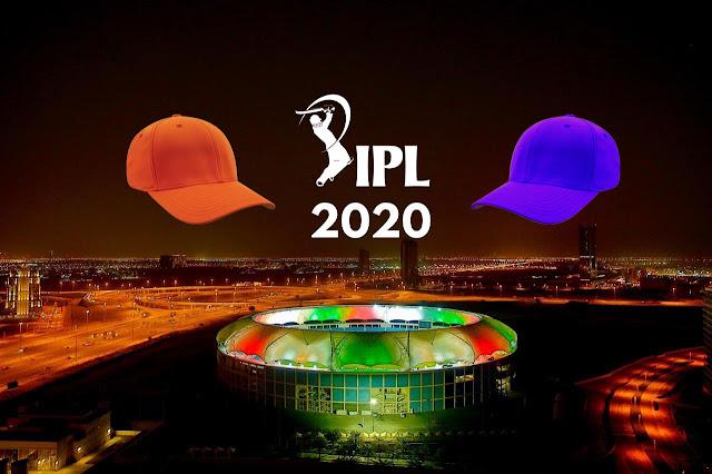 IPL 2020 Points Table Latest Orange & Purple Cap Holder