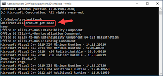 Uninstall Program dengan Command Prompt