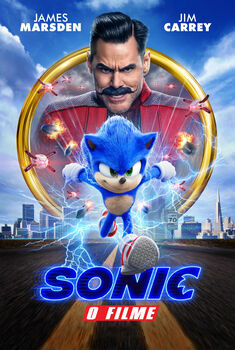 Sonic: O Filme Torrent – WEB-DL 720p/1080p Dual Áudio