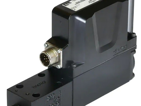 Parker D1FP Hydraulic Proportional DC Valve