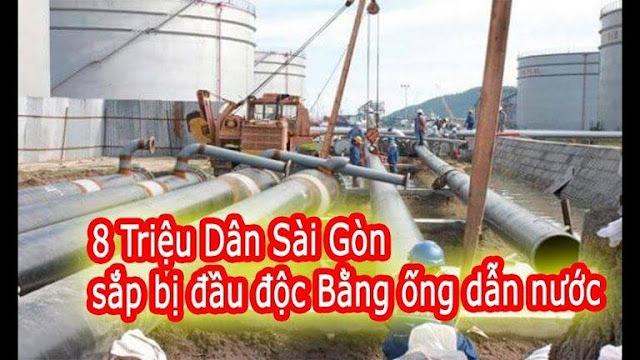 """Dân Sài Gòn có nguy cơ bị đầu độc vì """"made in China""""?"""