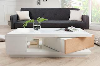 Designovi stolek do obývaku.