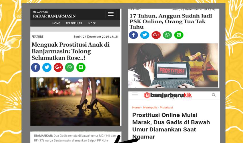 Prostitusi Remaja Merajalela, Bunda, Peluk Erat Ananda