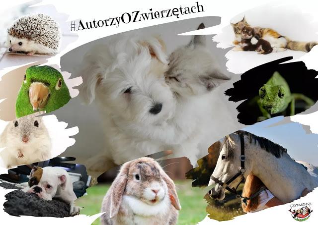 Autorzy o zwierzętach - Sandra Czoik