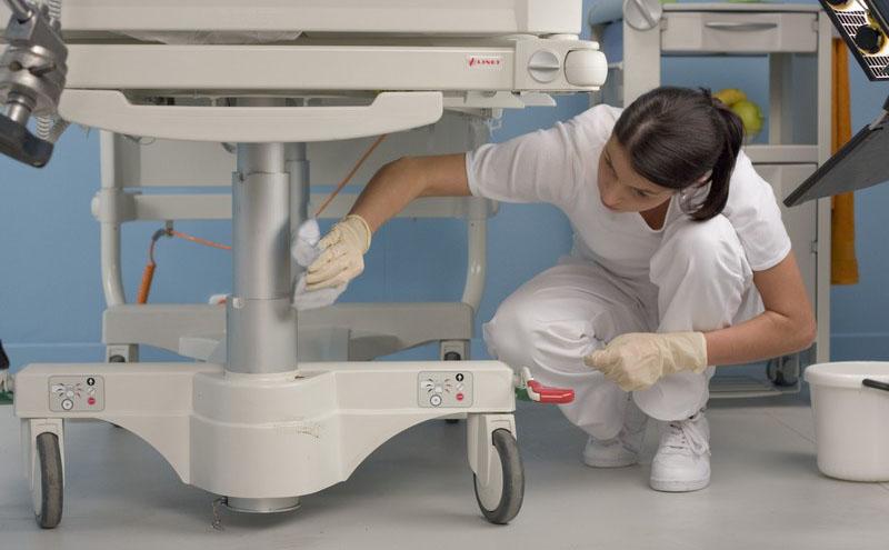 Apuntes para t cnico en cuidados auxiliares de enfermer a for Manual de limpieza y desinfeccion en restaurantes