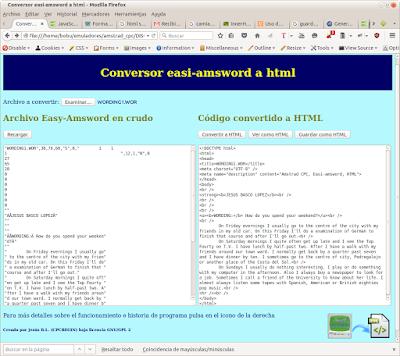 Conversor de archivos easi-amsword a HTML
