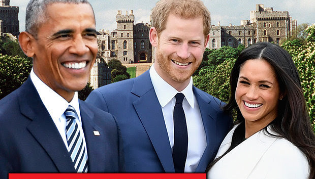 White House Erupting In RAGE After Obama Gets Invited To Royal Wedding – Trump Got DENIED