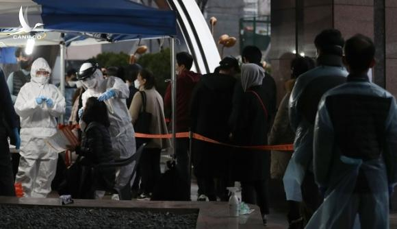Hàn Quốc bất ngờ tăng gần gấp đôi số ca nhiễm mới