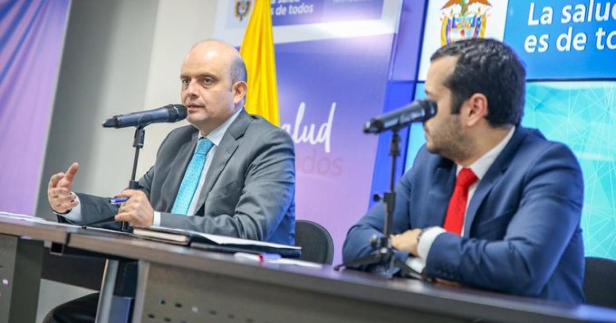 Ministro colombiano explica los altos protocolos para detectar el mortal corona virus / RTVC