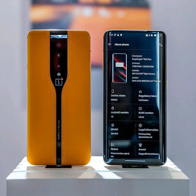 OnePlus Concept One Smartphone Unveiled: Invisible Camera, Color-shifting Glass, and McLaren Signature leather : Teamstechnology