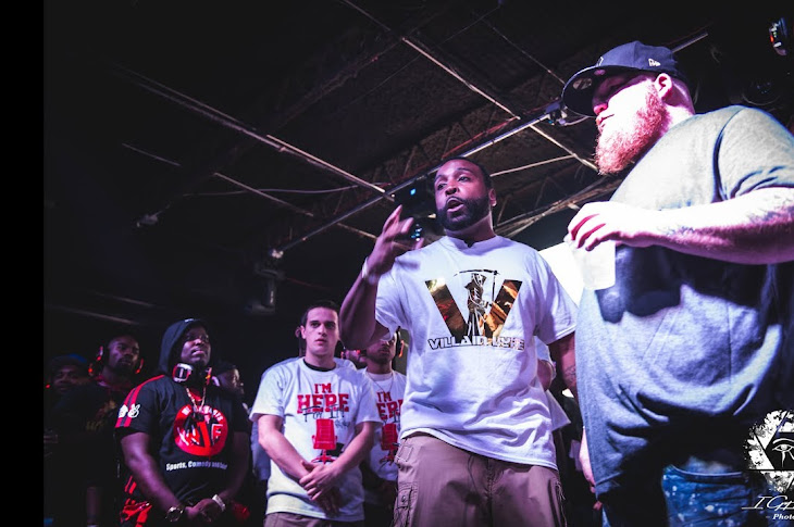 Houston Bar Code Presents: Glueazy vs Gutta