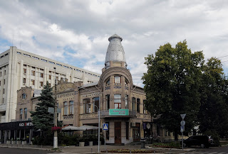 Черкаси. Літературно-меморіальний музей Василя Симоненка