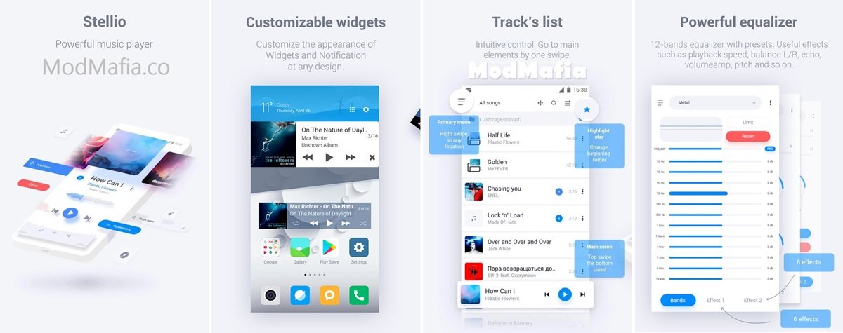 Stellio Music Player [Premium] V5 6 3 Latest Mod APK - Apk Moder