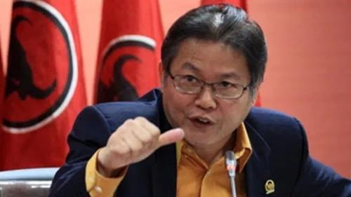 Pesan PDIP ke AHY-Ibas: Jangan Jadikan Kecemasan Publik Komoditas Politik