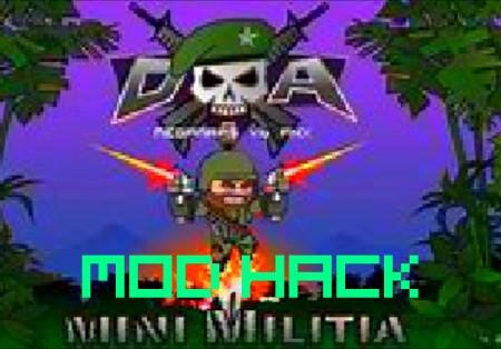 Mini Militian Pro-Mini militia mod hack