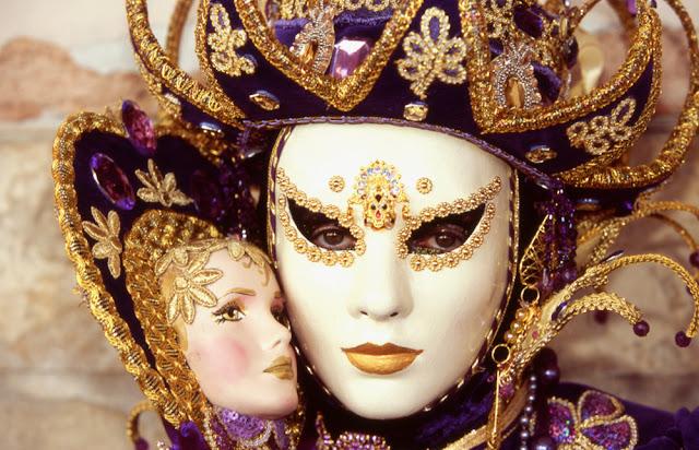 Máscaras – Devaneios de carnaval