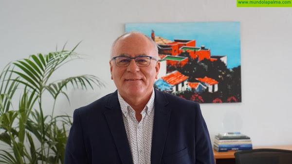Carlos Cabrera lamenta las afirmaciones de CC sobre el pago de la subvención para autoconsumo con placas fotovoltaicas para 2020
