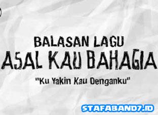download lagu Balasan Asal Kau Bahagia - Armada mp3
