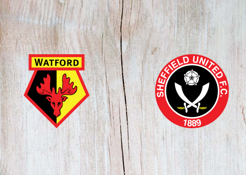 Watford vs Sheffield United -Highlights 5 October 2019