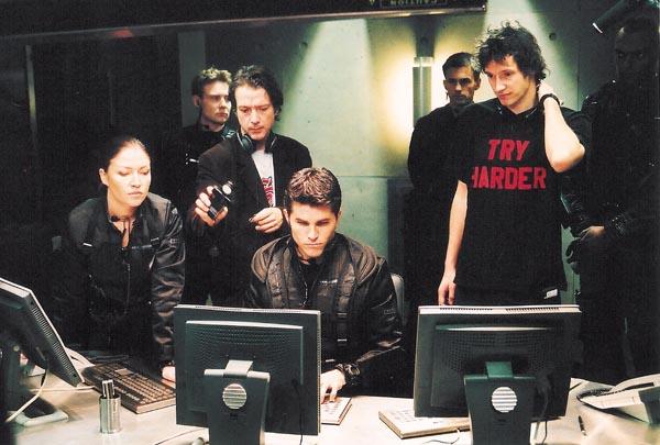 La saga Resident Evil detrás de las cámaras