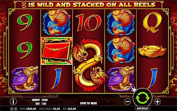 Main Gratis Slot Indonesia - 8 Dragons (Pragmatic Play)