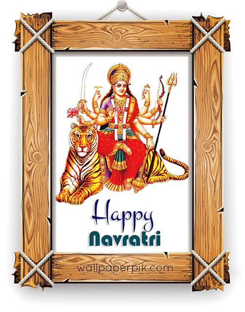 happy navratri wishes photo download