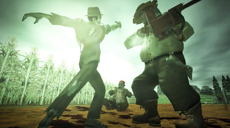 Stubbs the Zombie en Rebel Without a Pulse PC Full Español