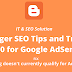 Blogger SEO Tips and Tricks 2020 for Google AdSense