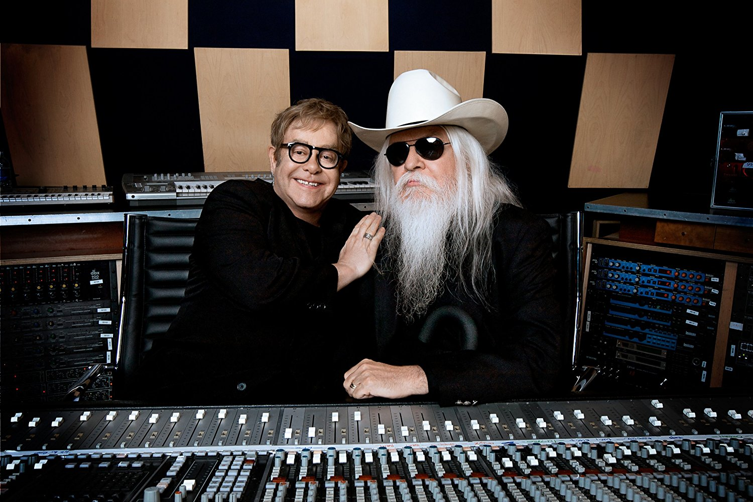 Intersticio: ELTON JOHN & LEON RUSSELL, The Union: Piano magistral ...