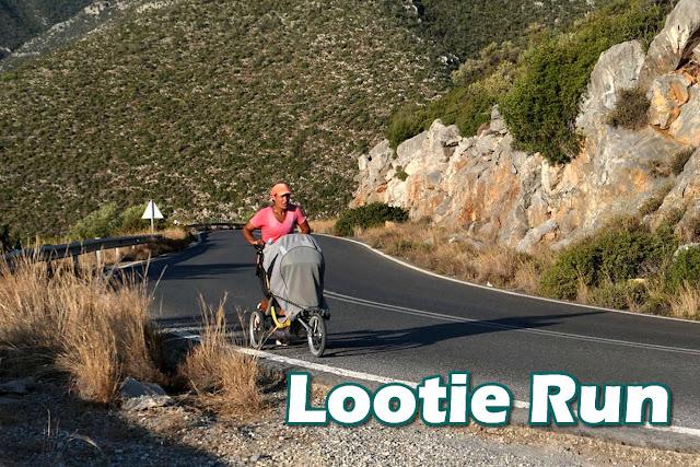Τρέχοντας τον γύρο του κόσμου - Lootie Run