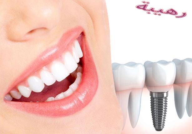علاج بروز الاسنان السفلية بدون تقويم
