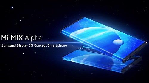 هاتف XIAOMI MI MIX ALPHA الثوري يصل الى الأسواق أخيرا!