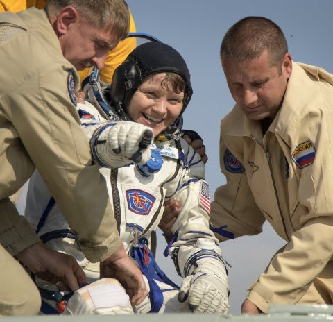 NASA astronaut denies committing first crime in space and reveals