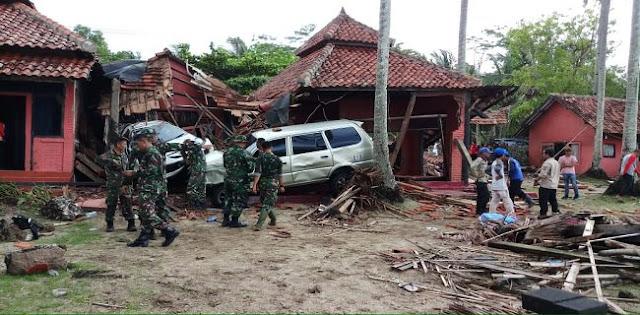 Peneliti Asing Soroti Indonesia Kaitan Tsunami Tanpa Peringatan