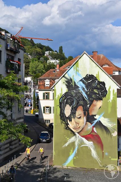 Street Art em Heidelberg