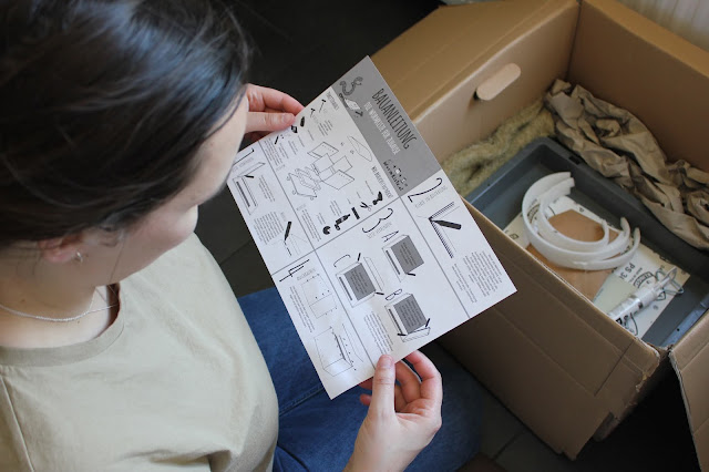 De handleiding die wij ontvingen was in het Duits, maar inmiddels is er ook een Nederlandse versie!