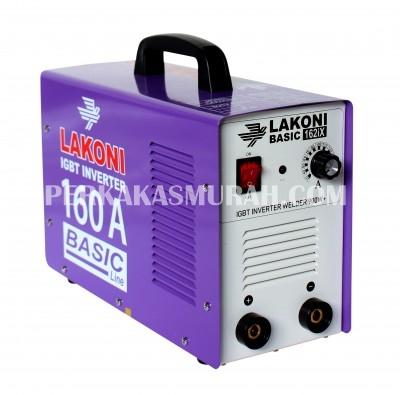 mesin las lakoni basic 162iX,mesin lakoni basic 160A welder,gambar mesin las lakoni,perkakas murah jakarta,dealer lakoni jakarta,distributor kompresor lakoni