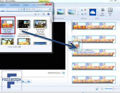 cara edit video dengan memotong video