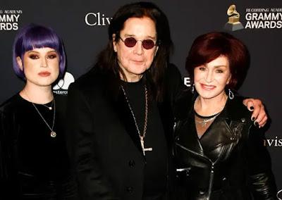 Ozzy Osbourne said that he likes to shoot cats to keep himself sane
