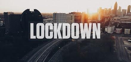 Mainhattan Lockdown | Ein dystopisch anmutender Drohnenflug über Frankfurt in Zeiten von Corona