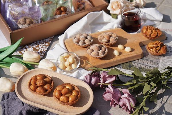 台南東區美食【LADY MAMA 私房點心】餐點介紹-楓糖+孜然+杏芙