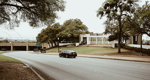 JFK Dealey Plaza Dallas Texas
