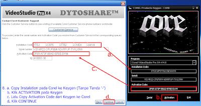 Corel videostudio pro x4 activation code